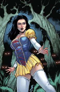 Grimm Fairy Tales #7 Cover D by xavor85