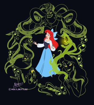 The Little Mermaid Epic by Nippy13
