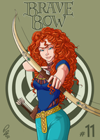 The Brave Bow by TamarRei
