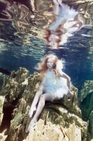 Underwater fairy tail by MotHaiBaPhoto