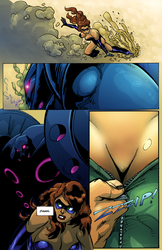 Bombshell Issue 3 Pg. 10 by Abt-Nihil