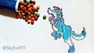 Candy russell by skyfox911