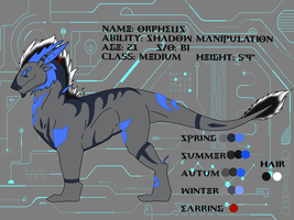 ORPHEUS Ref -Experiment by Asenath-Nightroad