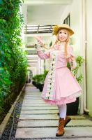 Hello Ms. Hatter by seseostara