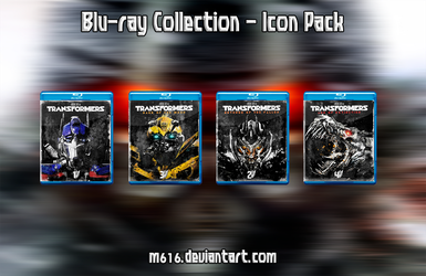 Transformers 1-4 by M616 by M616