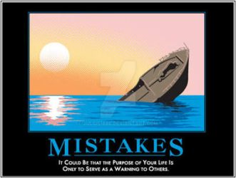 Mistakes by julius1880
