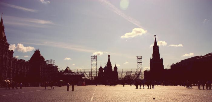 Red Square by iheldthemoon