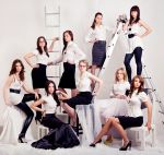 My Modeling Agency in Color by Lucem