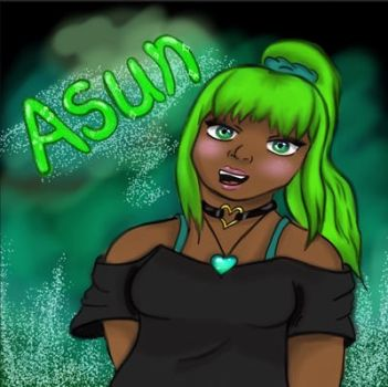 Asun Chrysanthe by Boogboo703