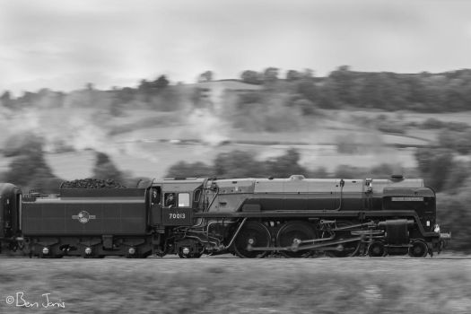 A Brit at Speed by bigben5051