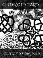 Celtic Brushes PS7 by CloakofStars