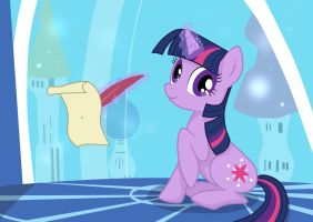 Twilight Sparkle by ClaudiaQH