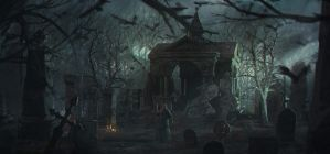 The GraveKeeper by JobMenting