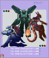 Pokedex Project: RGB by ember-reed