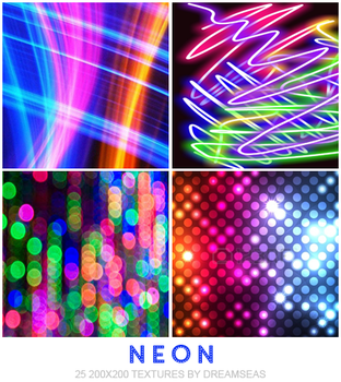 Neon by Bourniio by Bourniio