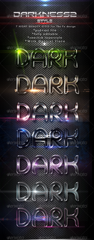 Darkness 2 Styles by JiGArt