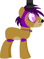 [MLP-FNaF] The Purple Guy by CarlosCreations