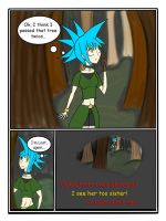My Life as a Blue Haired Sorceress page 52 by epic-agent-63