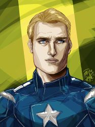 Captain America by mysteryming