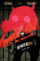 Heaven 21 Teaser Poster#3 by Chapet