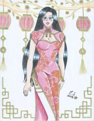 Happy Chinese New Year by Elieth