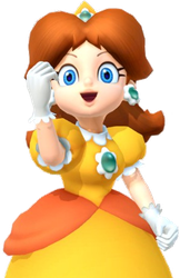 Daisy Mario Party 10 - Yeah! by Michael-lol