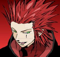 Axel by Minomotu