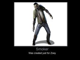 L4D: Smoker by Kyuubi-The-Night-Fox