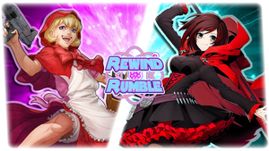 RR|BB Hood vs. Ruby Rose by Vex2001