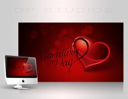 Happy Valentines Day by DigitalPhenom