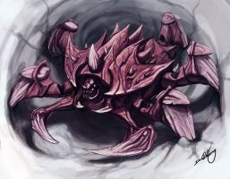 Zerg Lurker by Cryotube