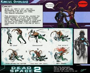 Dead Space 2 Competition by Vzamm