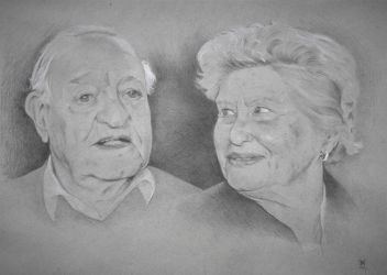 Lodes Dad and mother by Strooitje