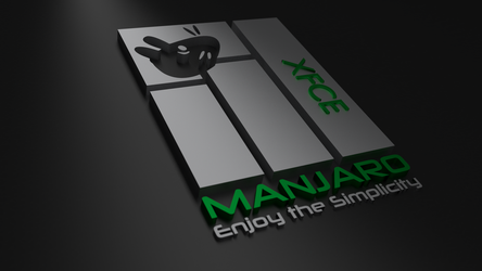 Duradcell   Manjaro Xfce Wallpaper By Duradcell
