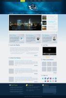 Cairo Meeting Website by fewela