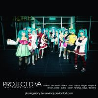 project DIVA by roxwindy