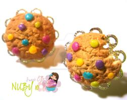 Colourful Choco Chip Cookies by colourful-blossom