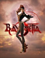 Bayonetta Unofficial Poster by FearEffectInferno