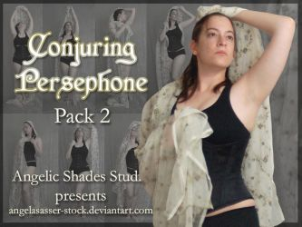 Conjuring Persephone PACK 2 by themuseslibrary