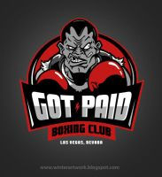 Got Paid Boxing Club by Winter-artwork
