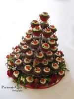 Cupcake by Patchwork-Quilt