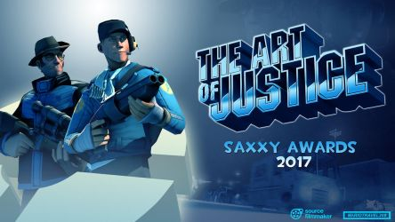 The Art of Justice (Saxxy Awards 2017: Extended) by MarioT209