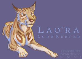 Lore Keeper by Starhorse