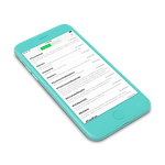 dAmnMobile Chat List by Pickley