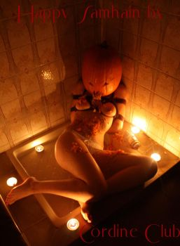 happy Samhain by CordineClub
