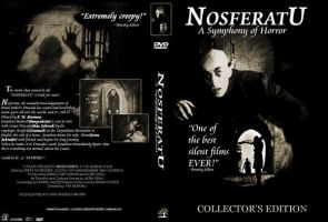 My Nosferatu DVD Cover by UBob