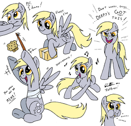 Let there be... DERP by RedApropos
