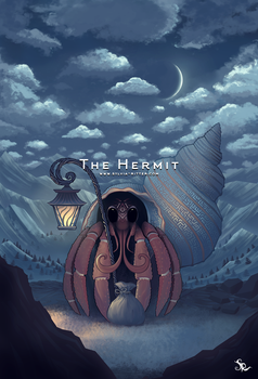 The Hermit by SylviaRitter