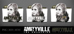 Amityville The Awakening (2017) Movie Folder Icons by DhrisJ