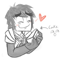 Ninjago: Cole and his slice of heaven by PPGxRRB-FAN